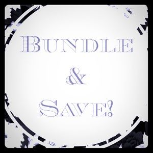 🖤🤍I LOVE BUNDLES! MOTE ITEMS BETTER PRICE🖤🤍